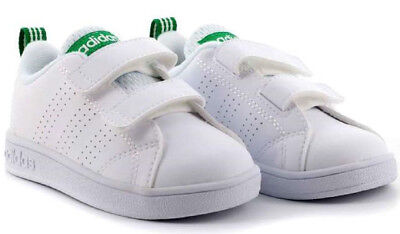 ADIDAS NEO KIDS Shoes Infants Sneakers VS Advantage Clean CMF Boys Girls AW4889