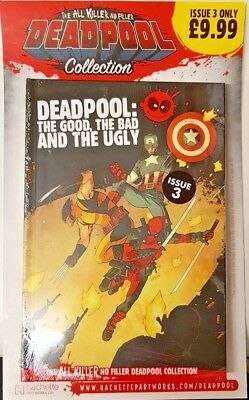 Deadpool The All Killer No Filler Collection 2018 = # 3 = The Good, Bad And Ugly