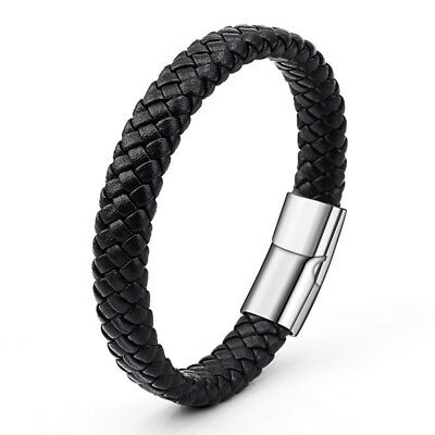 Men Magnetic Therapy Bracelet Arthritic Pain Relief Carpal Tunnel Jewelry LH