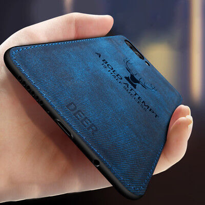 For Huawei Honor 10 9 8 8X 6X V10 Hybrid Soft TPU Leather Case Shockproof Cover