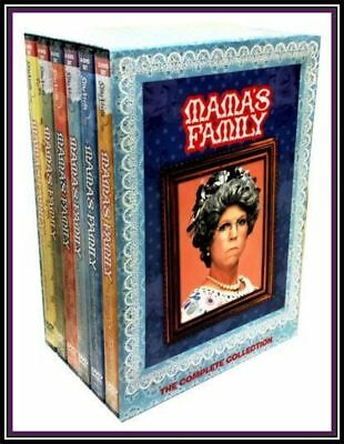 MAMA'S FAMILY: The Complete Series Collection 22-Disc Box Set DVD