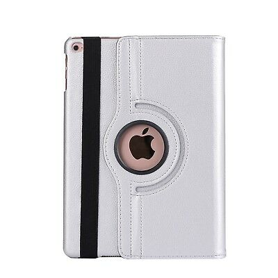 Apple iPad 2 | 3 | 4 Generation 9.7 360° Cover Case Tablet Hülle silber Tasche