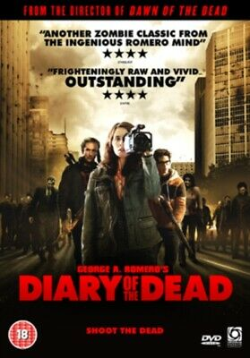 Diary Of The Dead DVD NEW DVD (OPTD1315)