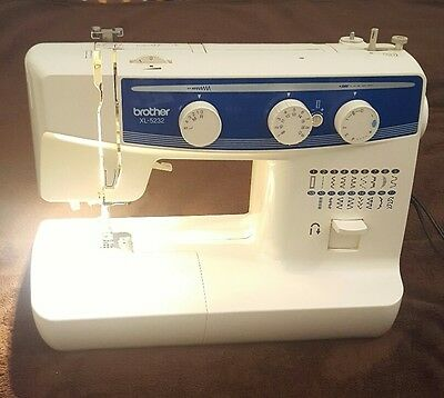 BROTHER PACESETTER XL 40 Sewing Machine Free Arm 4040 PicClick Amazing Brother Sewing Machine Model Xl 5232