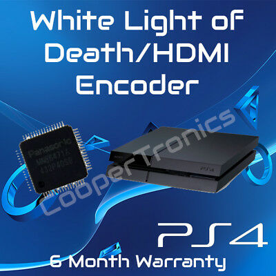 Sony Playstation 4 WLOD HDMI Encoder Replacement PS4 Repair Service slim/pro