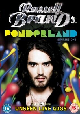 Russell Brand - Ponderland Series One DVD NEW DVD (8258742)