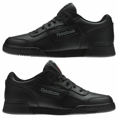 2760  Men s Reebok Workout Plus Black  new  f67d87ccf