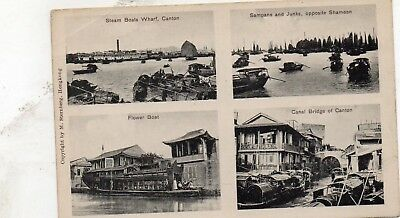 4 Views Of Canton  Canton  China