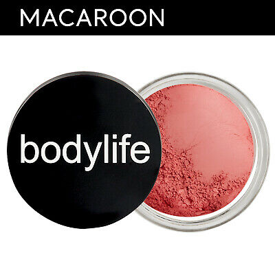 Bodylife Beauty Makeup Natural Mineral Blusher Macaroon 2.5g