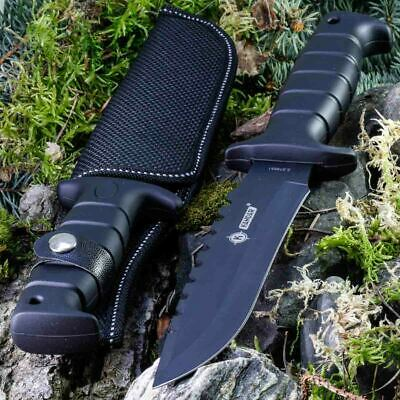 11.42in KANDAR 148A FIXED BLADE KNIFE HUNTING A.