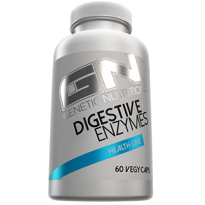 GN Laboratories Digestive Enzymes 60 Kapseln