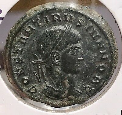 Rome 317-337 AD Constantine II as Caesar Bronze Reduced Follis 920-38
