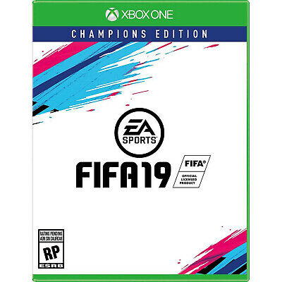 FIFA 19 - Champions Edition Xbox One [Brand New]