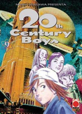 20Th Century Boys 9 - Ristampa - Planet Manga Panini - Italiano - Nuovo