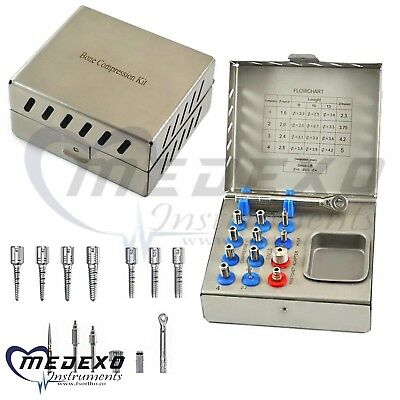 Sinus Lift Bone Compression Kit Dental Surgery Expander Surgical Instruments