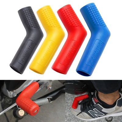Flexible Motorcycle Gear Lever Rubber Shift Sock Boot Shoe Protector Cover