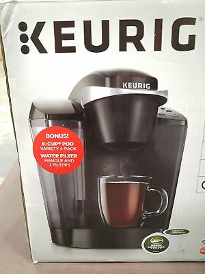 Keurig K55 Single Serve Programmable K Cup Pod Coffee Maker Black