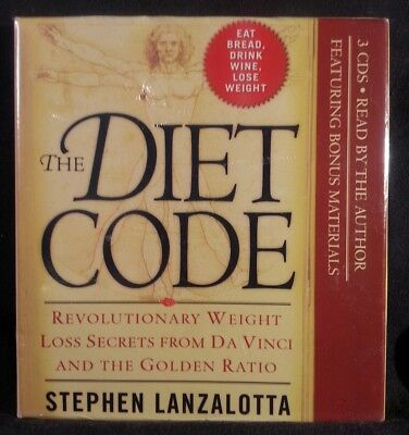 The Diet Code : Revolutionary Weight Loss Secrets from Da Vinci and the Golden R