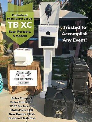 TB XC LED Photo Booth System