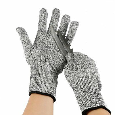 1pair Anti-Cut Wear-Resistant Work Gloves Manufacture Protective Nylon Gloves MG