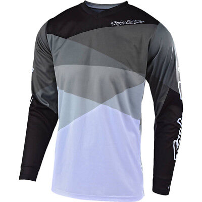 NEW Troy Lee Designs Mx 2019 GP Jet Grey Motocross Dirt Bike Premium TLD Jersey