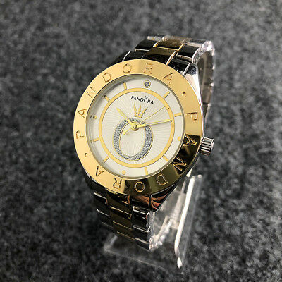 New Fashion Stainless Steel Simple Quartz Bear Wristwatch P Watch