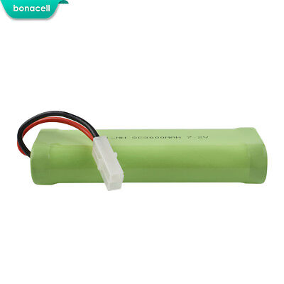 1X Airsoft Battery 7.2V 3000mAh For Tamiya Connector RC Cars Traxxas Airplane MP