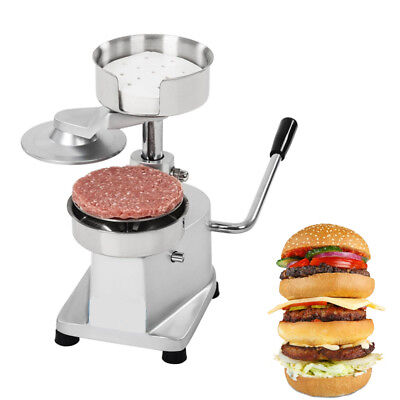 "5""/130MM Hamburger/ Burger Press Patty Maker Meat Patties Maker Machine Tool"