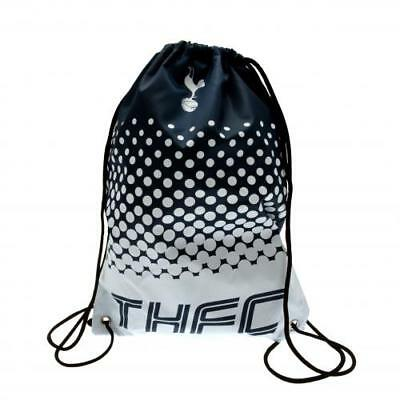 Tottenham Hotspur Fc Spurs Drawstring PE Gym Swimming Sports Bag Fade Gym Bag