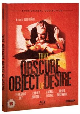 Che Obscure Object Of Desiderio Blu-Ray Nuovo Blu-Ray (OPTBD2354)
