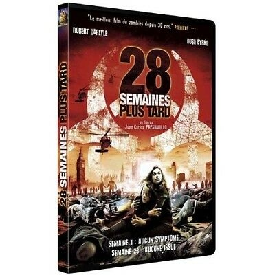28 weeks plus later DVD NEW BLISTER PACK