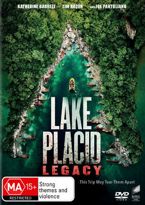 Lake Placid: Legacy  - DVD - NEW Region 4, 2