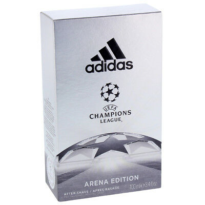 Adidas Champions League Arena Edition After Shave 100ml New but unsealed