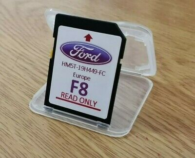 New Ford 2018/2019 F7 Sync2 Sd Card Navigation Map Europe Latest Update