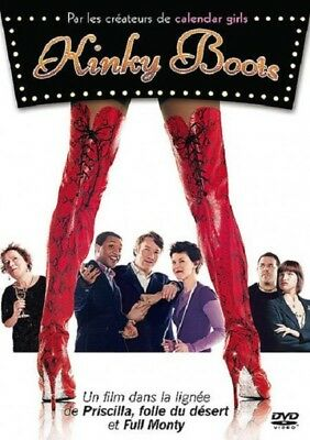 Kinky Boots DVD NEW BLISTER PACK