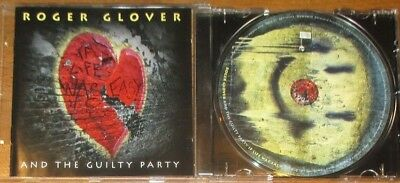 ROGER GLOVER and the Guilty Party - IF LIFE WAS EASY CD  Deep Purple