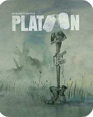 Platoon - Limited Steelbook [Blu-ray] New!!