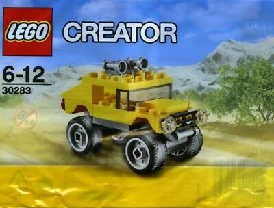 Lego Creator promotion polybag 30283 Off Roader 4x4 BNIB NEW - Free Postage!