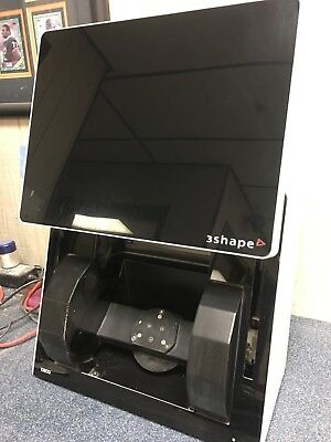 3Shape D800 Dental Scanner in Great Condition with original 3Shape computer