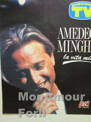 Amedeo Minghi  Poster
