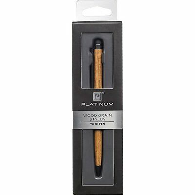 Platinum Series Stylus (PT-MSTL2WW-C) - Wood Grain - FREE SHIPPING