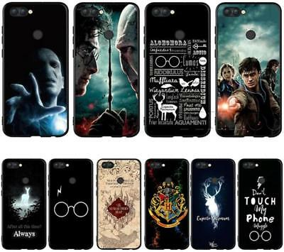 Harry Potter Soft Silicone Case For Huawei Mate20 P8 P9 P10 P20 Lite Honor 10 9