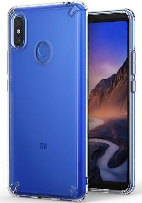 For Xiaomi Mi Max 3 | Ringke [FUSION] Clear Back Shockproof Bumper Cover Case