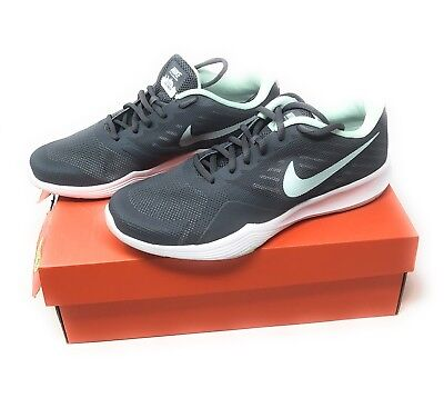 8847e257532630 WOMEN S NIKE CITY TRAINER 2 Gray Athletic Running Shoes AA7775-006 ...