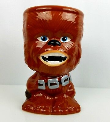 "STAR WARS ""CHEWBACCA"" Galerie Collector 2013 Goblet Cup 10oz."