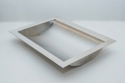 """Drop In Deal Tray w/ Satin finish in Stainless Steel 10"""" x 18"""" x 2"""""""