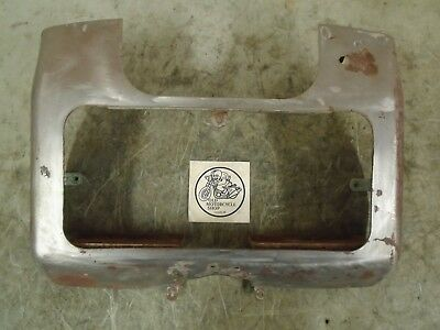 1957 Nsu Prima Scooter Battery Holder