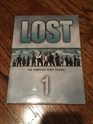 LOST - THE COMPLETE FIRST SEASON 1 New/Sealed DVD Set