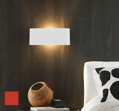 Modern 9W LED Indoor Wall Light Up Down Lamp Sconce Spot Uplighter Bedroom Decor