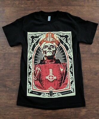 Ghost 666 Swedish Rock Band T Shirt
